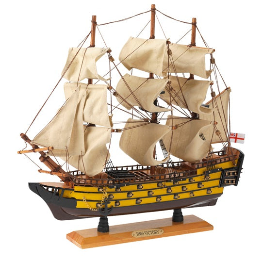 Large HMS Victory Ship Model