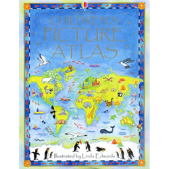 Usborne Children's Atlas