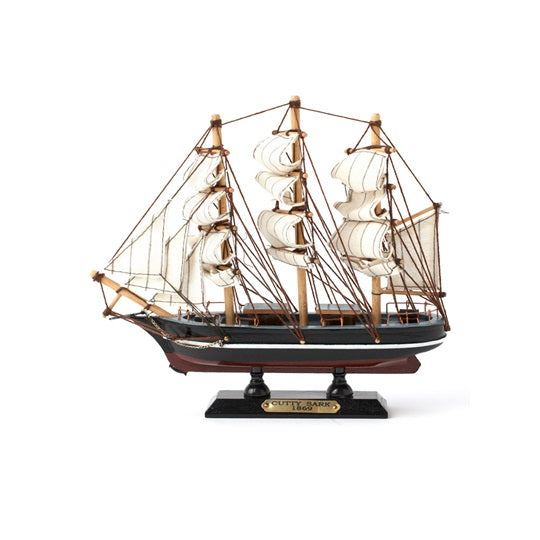 Mini Cutty Sark Ship Model