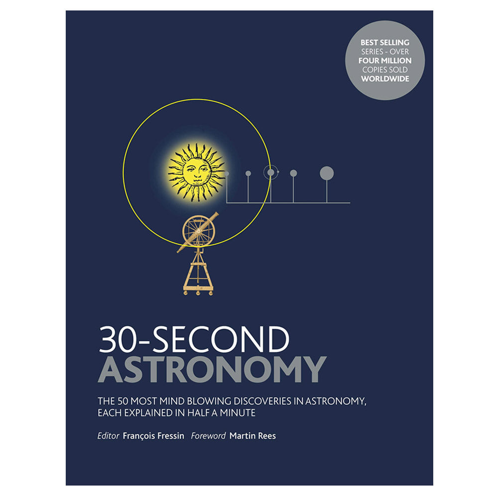30-Second Astronomy by François Fressin cover