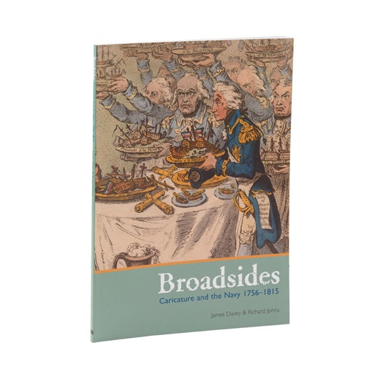 Broadsides: Caricature And The Navy, 1756–1815