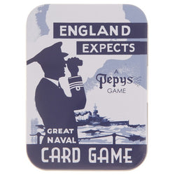 England Expects Retro Card Game