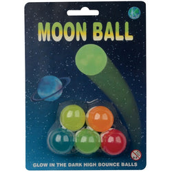 Bouncy Moon Balls