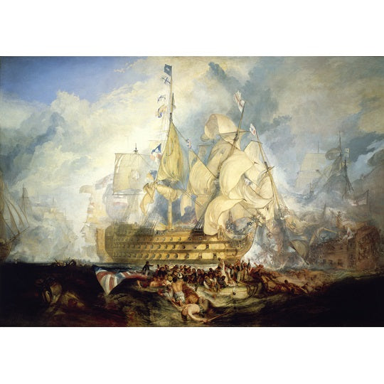 Battle of Trafalgar Print