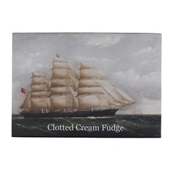 Cutty Sark Clotted Cream Fudge