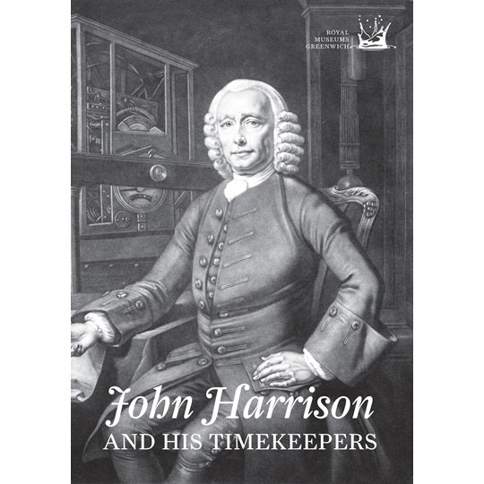 John Harrison and his Timekeepers DVD