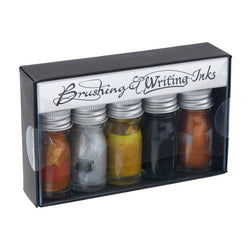 Brushing & Writing Inks Set