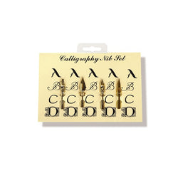 Calligraphy Nib Set