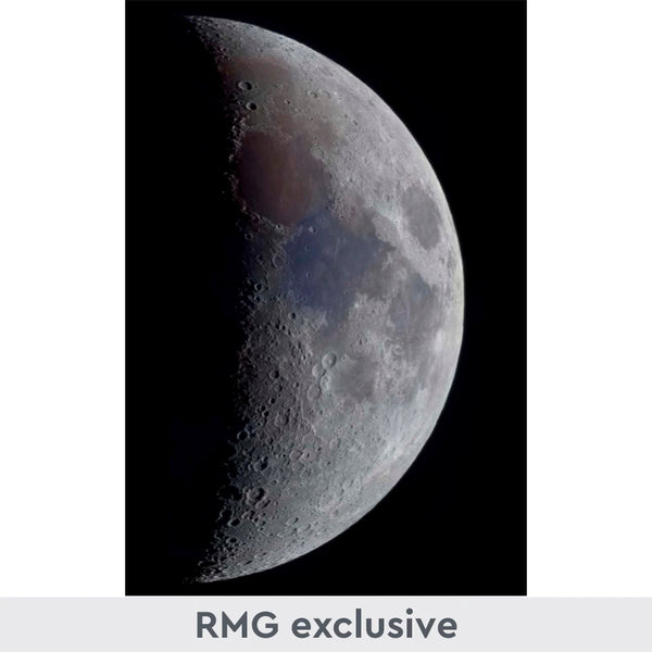 Insight Investment Astronomy Photographer of the Year 2020 39% Crescent Moon A3 Print
