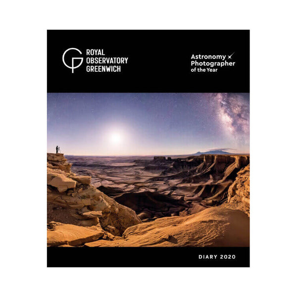 Insight Investment Astronomy Photographer of the Year Desk Diary 2020