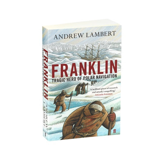 Franklin Tragic Hero Of Polar Navigation