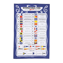 Flags Tea Towel