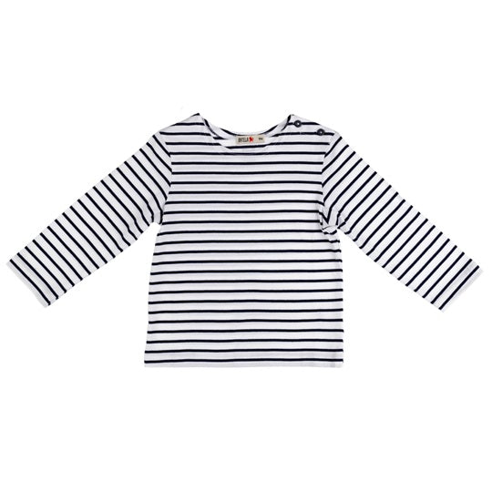 Kids Long Sleeve Sailor T-Shirt