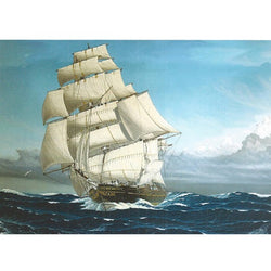 Cutty Sark Under Sail Print