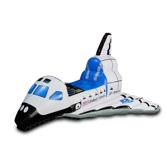 NASA Inflatable Space Shuttle