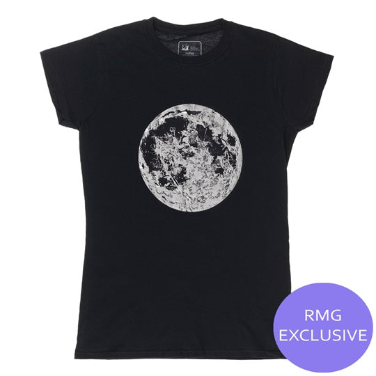 Metallic Moon Women's T-shirt