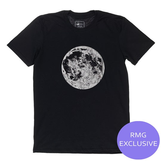 Metallic Moon Men's T-shirt