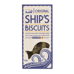 Ships Biscuits Sea Salt Flavour