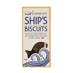 Captain Cats Ships Biscuits