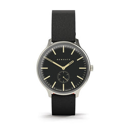 Black Dial Blip Watch