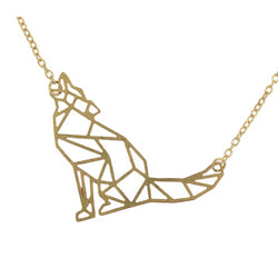 Lupus Constellation Necklace