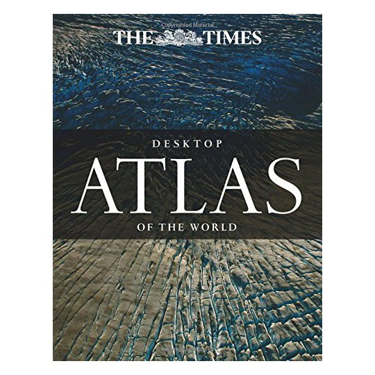 The Times Desktop Atlas Of The World Book