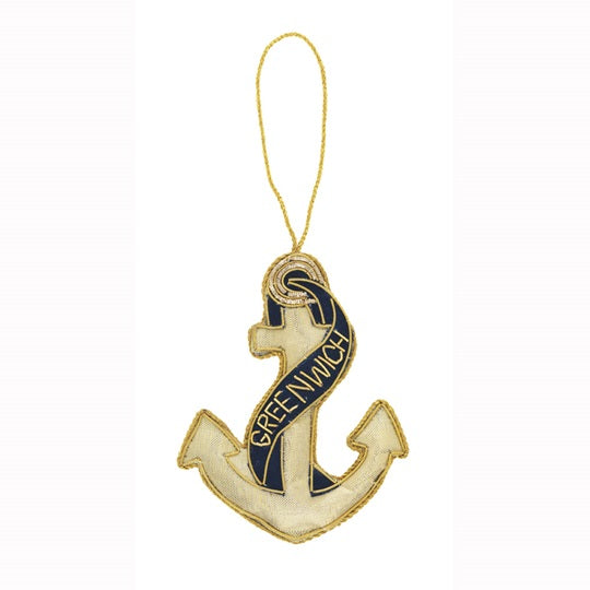 Nautical Anchor Decoration
