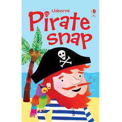 Pirate Snap Cards