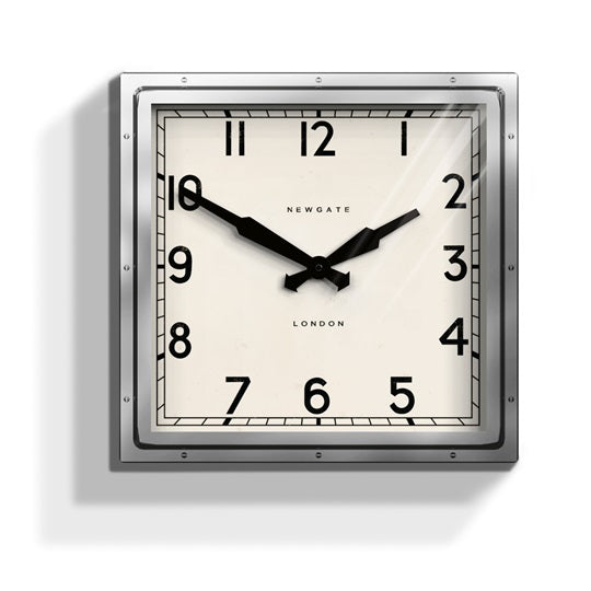 Quad Wall Clock