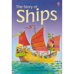 Story Of Ships Book