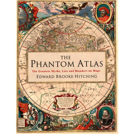The Phantom Atlas Book