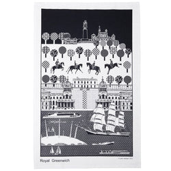 Royal Greenwich Tea Towel