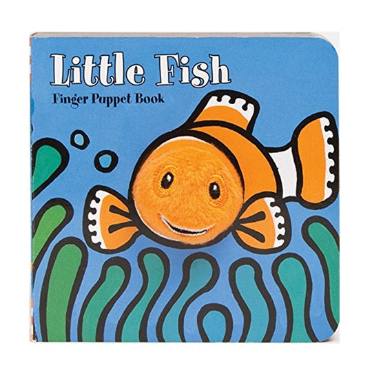 Little Fish Book