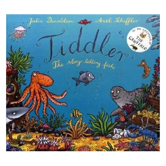 Tiddler Book