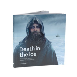 Franklin - Death In The Ice Souvenir Guide