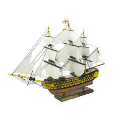 HMS Victory Tribute Model