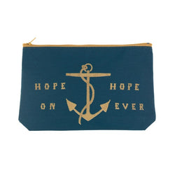 Hope On Hope Ever Cosmetic Bag