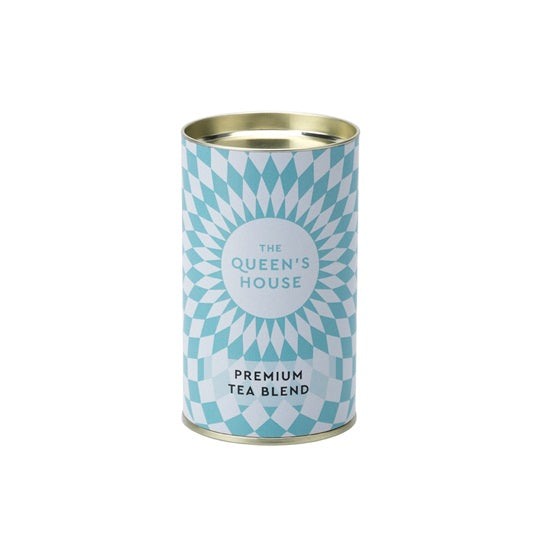 Queen's House Tea Drum