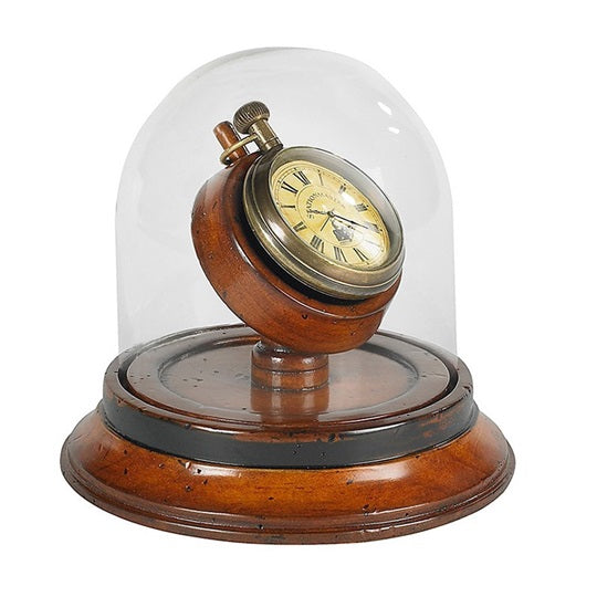 Victorian Domed Table Clock