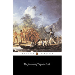 Captain Cook: The Journals