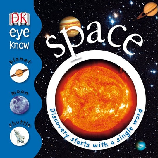 Space Eye Know Book