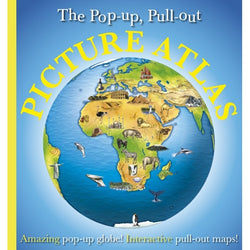 The Pop-Up, Pull-Out Picture Atlas Book