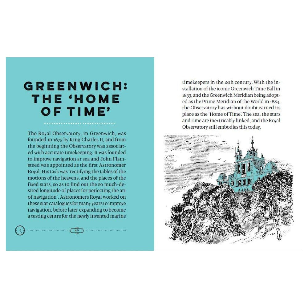 About Time Too: A Miscellany of Time Greenwich: The Home of Time