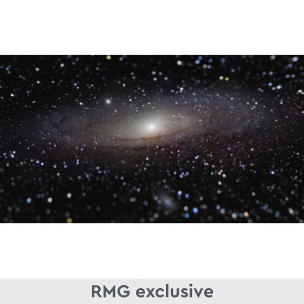 Andromeda Galaxy at Arm's Length