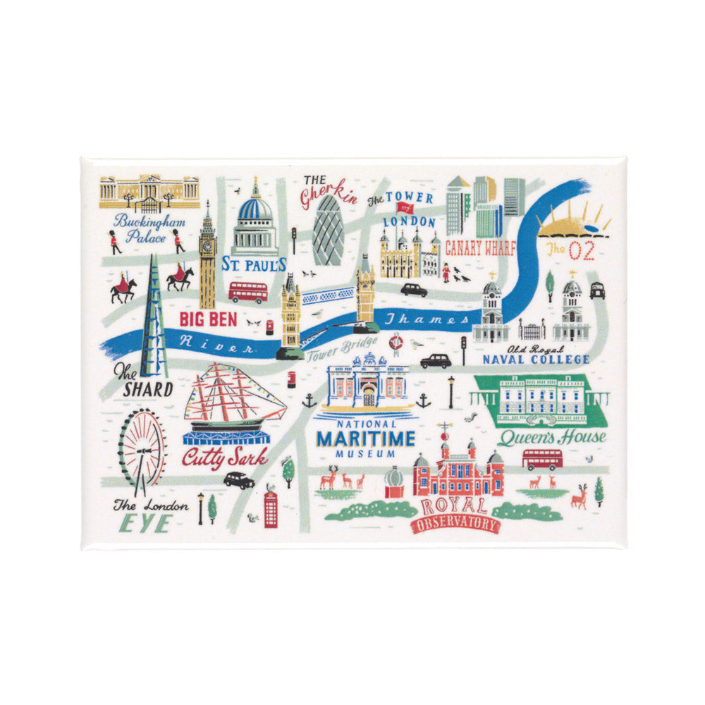 London & Greenwich Magnet