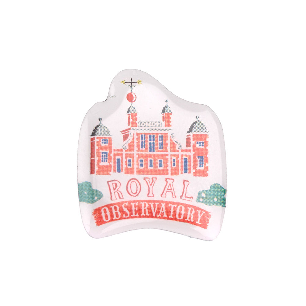 London & Greenwich Observatory Lapel Pin