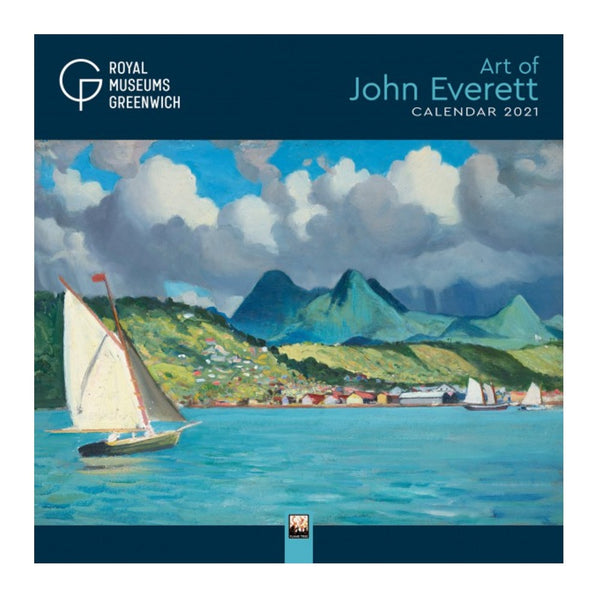 The Art of John Everett Calendar 2021