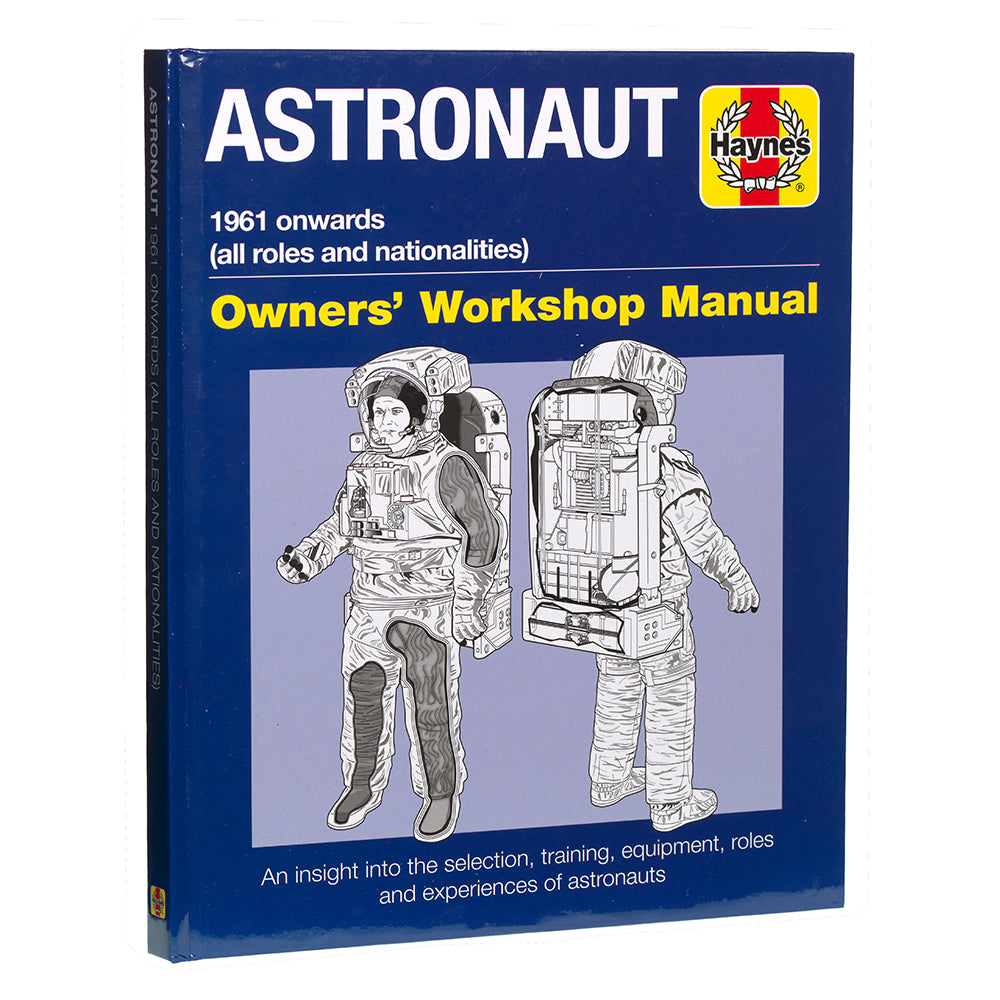Astronaut Owner's Worshop Manual