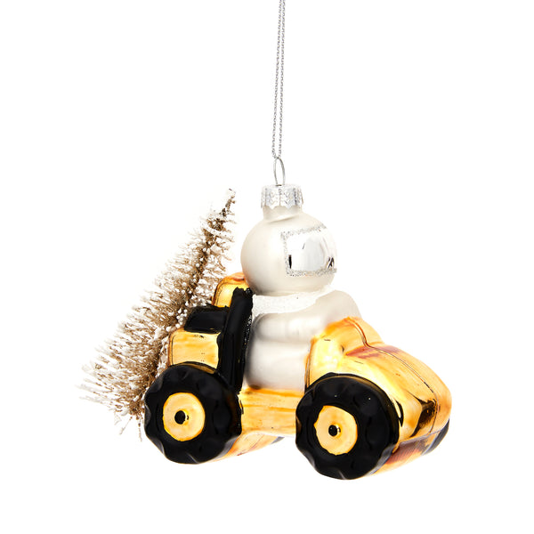 Astronaut in Space Buggy Christmas Decoration