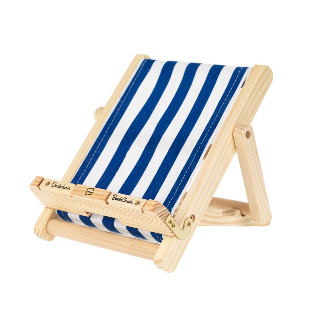 Deckchair Book Chair